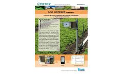 iMetos Soil Wizzard Wireless Brochure