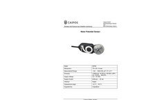Caipos - Model MPS-6 - Dielectric Water Potential Sensor- Brochure