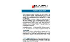 Keramida - Asbestos, Lead, Mold Management Services - Brochure