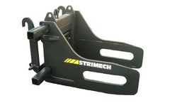 Strimech - Model BCP01 - Bale Clamp – Knife Arms