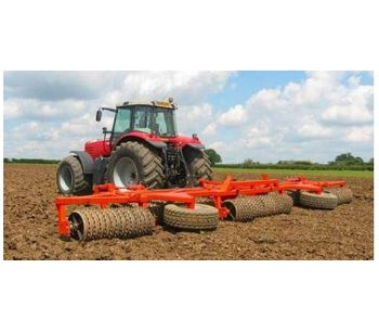 Model FR5-1040 and FR5-1240  - 5 Section Premium Rollers