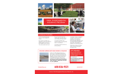 Farm Environmental Insurance Program Services Brochure