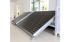 Zilan - Model Z-NSC5850 - Solar Project Collector