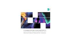 Combustion Diagnostics Brochure