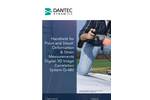 Q-480 Handheld DIC for Point and Shoot Displacement & Strain Measurement Brochure
