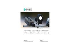 Q-450 - High Speed DIC System Brochure