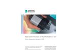 Q-100 - ESPI Strain Sensor Brochure