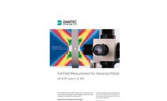 Q-300 - 3D ESPI System Brochure