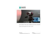 Q-800 - Portable Shearography NDT System Brochure