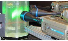 Dantec Dynamics - Model 3D PIV - Volumetric Velocimetry Systems
