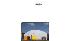 De Boer - - All Weather Hall Brochure