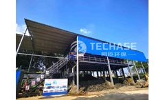 Case Study   Techase Completed Gexianhu River Silt Dredging Project
