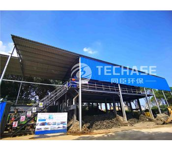 Case Study | Techase Completed Gexianhu River Silt Dredging Project