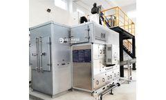 Innovation + Breakthrough | Techase Low Temperature Sludge Dryer