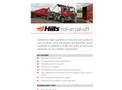 Hooklifts RoRo Service
