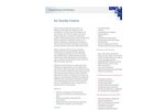Air Quality Control Services Brochure
