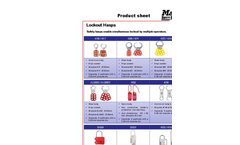 Lock-out Hasps Brochure