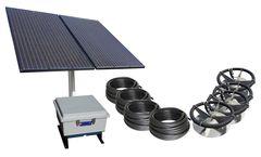 Scott Aerator - Model XL - Solar Sub-Surface Aeration System