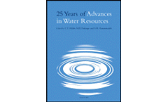 25 Years of Advances in Water Resources