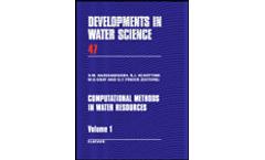 Computational Methods in Water Resources