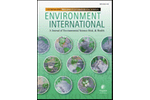 Environment International: A Journal of Environmental Science, Risk & Health Incorporating Progress in Environmental Science