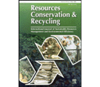 Resources, Conservation and Recycling