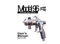 AV 096 - HVLP Spray Gun User Manual