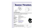 SEAMOR - Industrial Grade Inspection ROV System Brochure