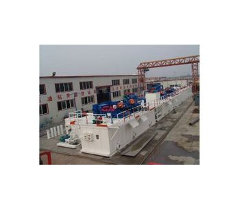 Decanter centrifuge for drilling mud solids control - Soil and Groundwater