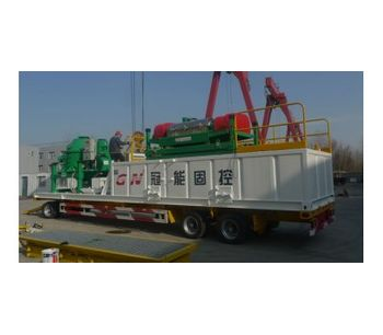Decanter centrifuge & cuttings for drilling waste management & disposal - Waste and Recycling - Waste Management