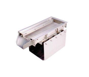 Model SF-A - Air-Powered Vibratory Screeners