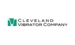 Cleveland Vibrator - Air Powered Vibratory Screener Video