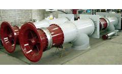 Delta - Axial and Mixed Flow Pumps