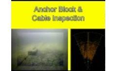 VideoRay Anchor Block & Cabel Inspection inn Norway Video