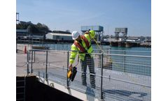 Underwater remotely operated vehicles solutions for infrastructure inspection industry