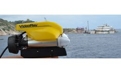 Underwater remotely operated vehicles solutions for maritime salvage industry