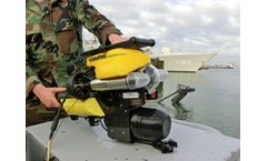 Underwater remotely operated vehicles solutions for military industry