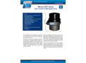 Micron DST - Ultra Compact CHIRP Digital Sonar - Brochure