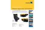 VideoRay - Mission Specialist Defender - Datasheet