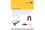 VideoRay - Laser Scaler Attachment - Datasheet