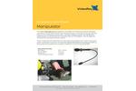 VideoRay - Manipulator Arm - Datasheet