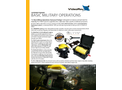 VideoRay - Accessory Package - Basic Military Operations - Brochure