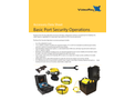 VideoRay - Accessory Package - Basic Port Security Operations - Datasheet