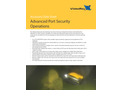 VideoRay - Accessory Package - Advanced Port Security Operations - Datasheet