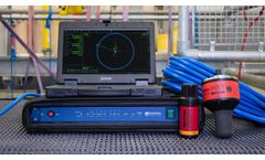 VideoRay Sonardyne - Model Micro-Ranger 2 USBL/Nano - Remotely Operated Vehicle (ROV) Transponder System