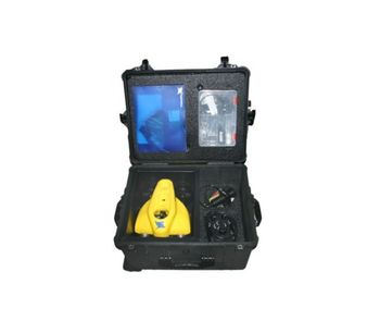 Rack Base Remotely Operated Vehicle (ROV) System-3