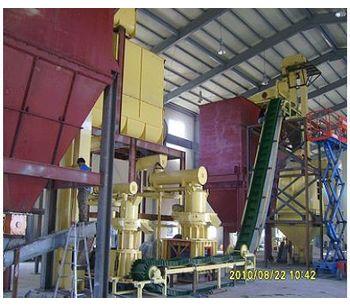 Pellet Production & Storage Dome-1