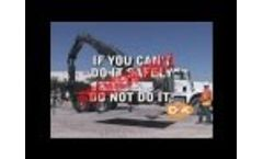 Boom Truck Safety Training Video