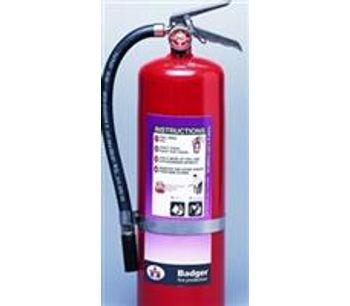 Purple K Fire Extinguishers Training