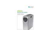 Kinetico 2020c Water Softener - Owner's Manual